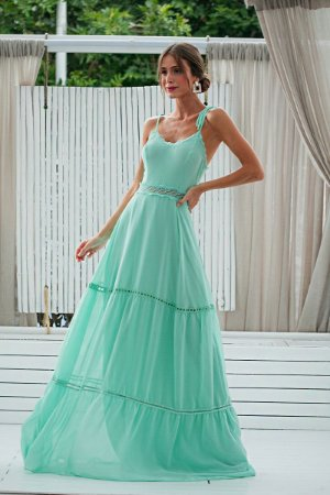 Vestido Sofia Verde