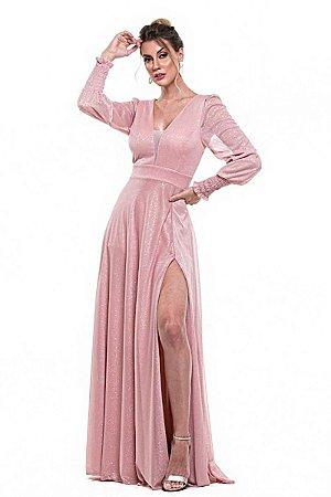 Vestido Scarlet Rosa