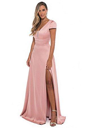 Vestido Célia Rosa