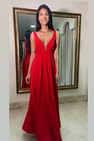 Vestido Izza Vermelho