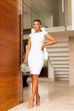Vestido Jane Off-White