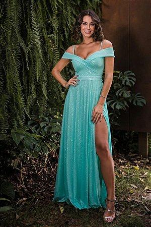 Vestido Merlyn Lurex Tiffany