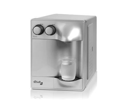 Purificador Slim Prata - Filtro de Água Gelada Soft