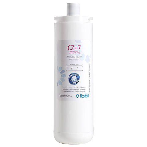 Refil Filtro CZ+7 para Purificador IBBL