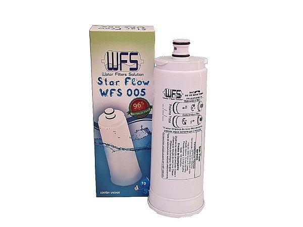 Refil WFS005 Star Flow - Compatível com Masterfrio Rótulo Branco