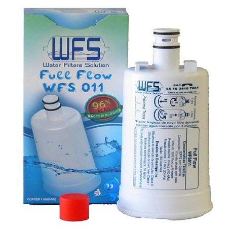 Refil WFS011 Full Flow - Compatível com Filtro Esmaltec Aqua7