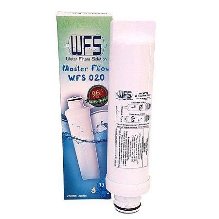 Refil WFS 020 Master Flow - Compatível com os Modelos Electrolux: PE10B e PE10X