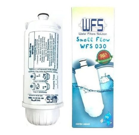 Refil filtro WFS030 Small Flow - Refil Avanti e Refil MIO