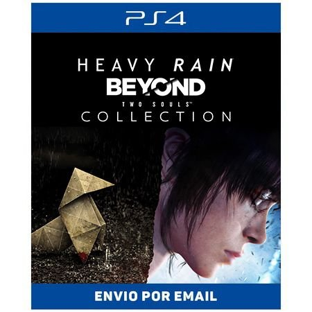 The Heavy Rain & BEYOND Two Souls Collection - Ps4 Digital