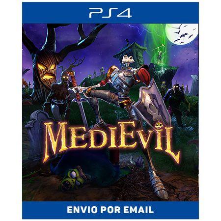 MediEvil - Ps4 Digital