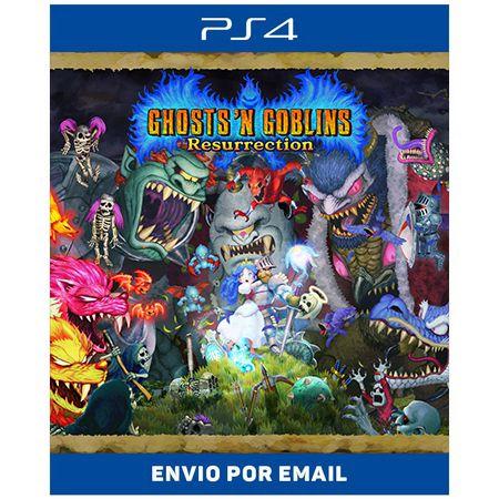 Ghosts 'n Goblins Resurrection - Ps4 Digital