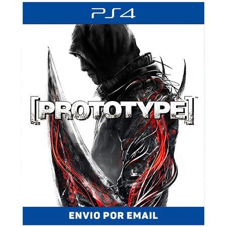 PROTOTYPE - Ps4 Digital