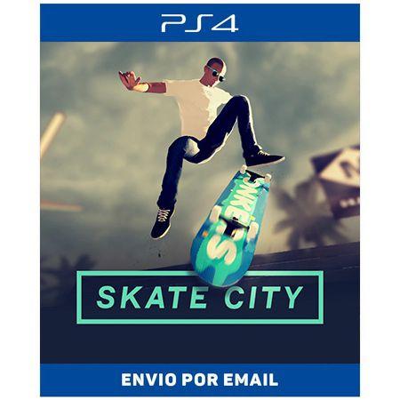 Skate City - Ps4 Digital