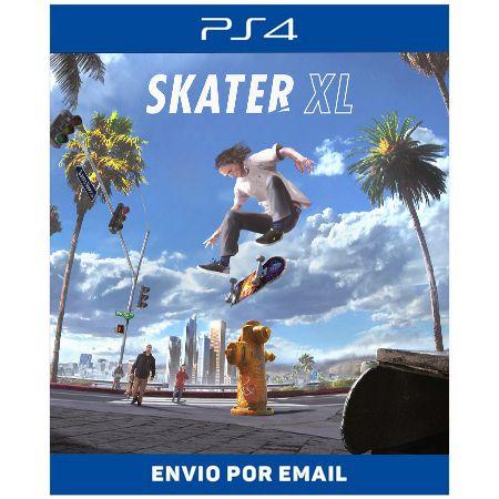 Skater XL - Ps4 Digital