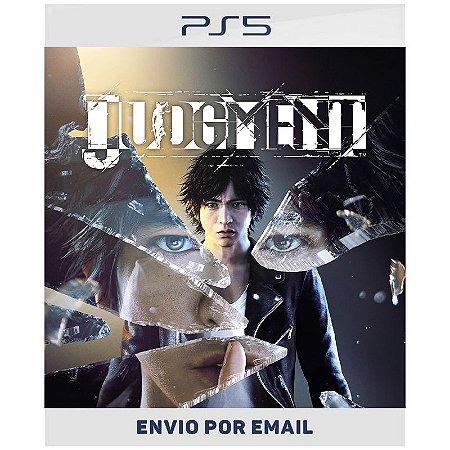 Judgment - Ps5 Digital