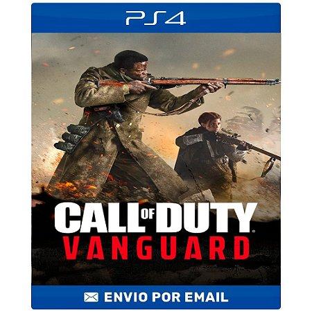 Call of Duty Vanguard - Ps4 Digital
