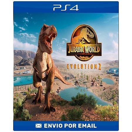 Jurassic World Evolution 2 - PS4 & PS5 DIGITAL