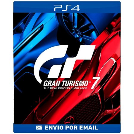 Gran Turismo 7 - PS4 E PS5 Digital