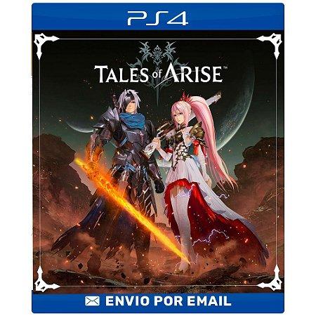 Tales of arise - PS4 E PS5 Digital