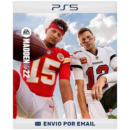 Madden NFL 22 - PS5 Digital