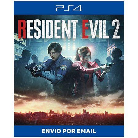 Resident evil 2 remake - Ps4 e Ps5 Digital
