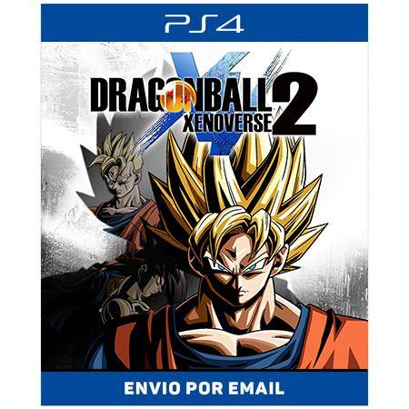 DRAGON BALL XENOVERSE 2 - Ps4 e Ps5 Digital