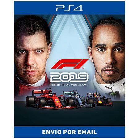 F1 2019 - Ps4 Digital