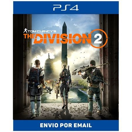 Tom clancys The division 2 - Ps4 Digital