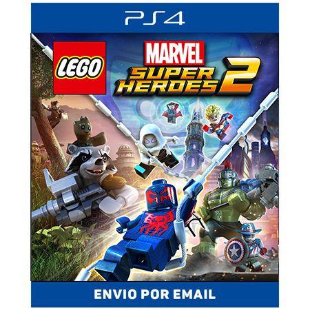 Lego Marvel super heroes 2 - Ps4 e Ps5 digital