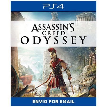 Assassins Creed odyssey - Ps4 Digital