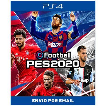 Pes 2020 - Ps4 Digital