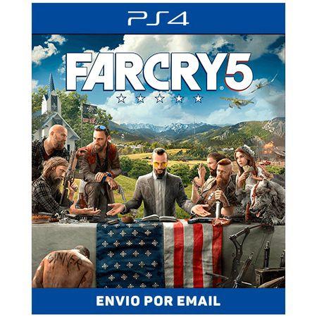 Far cry 5 - Ps4 Digital