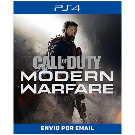 Call of duty modern Warfare 2019 - Ps4 Digital