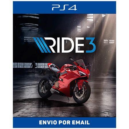 Ride 3 - Ps4 Digital
