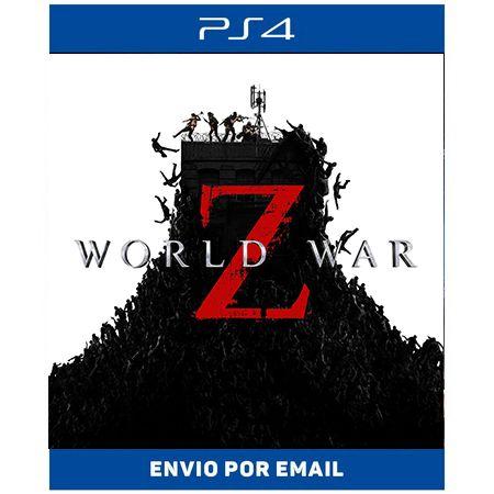 World war Z- Ps4 Digital