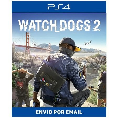 Watch Dogs 2 - Ps4 Digital