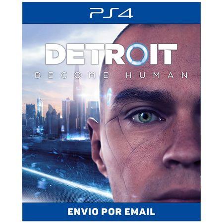 Detroit - Ps4 Digital