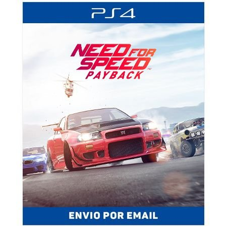Need for speed payback - Ps4 Digital