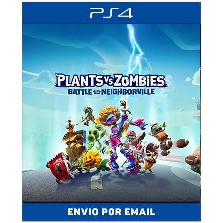 Plants Vs. Zombies Battle Neighborville - Ps4 Digital