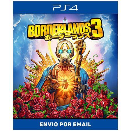 Borderlands 3 - Ps4 e Ps5 Digital