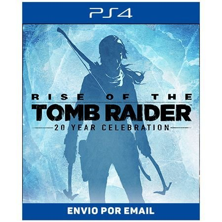 Rise Of Tomb raider - Ps4 Digital