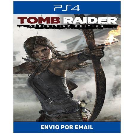 Tomb raider Definitive - Ps4 Digital