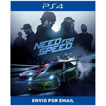 Need for speed - Ps4 digital