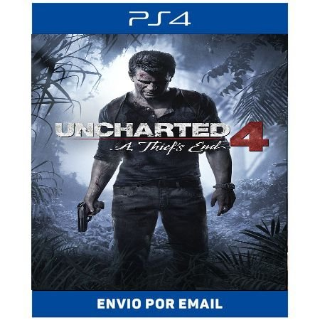 Uncharted 4 - Ps4 Digital