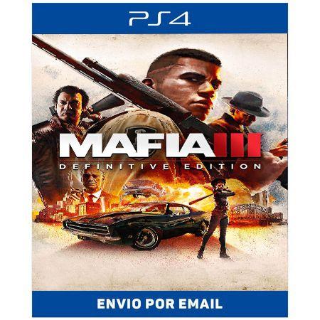 Mafia 3: Definitive Edition - Ps4 Digital