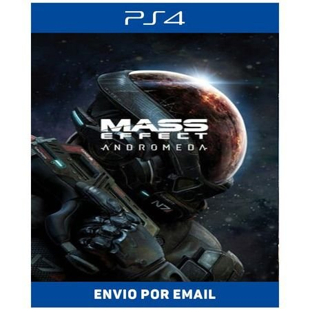 Mass Effect Andromeda - Ps4 Digital