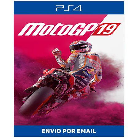 Moto Gp 19 - Ps4 Digital