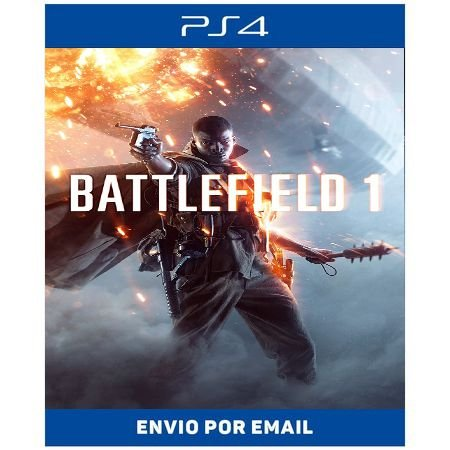 Battlefield 1 - Ps4 Digital