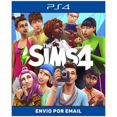 The sims 4 - Ps4 Digital