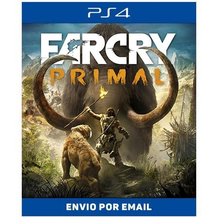 Far cry Primal - Ps4 e Ps5 Digital